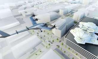 До 2020 светот ќе добие летечки такси возила
