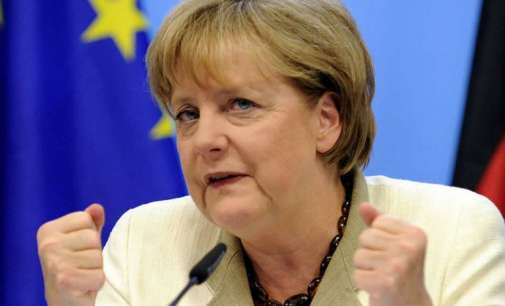 Меркел за Брегзит: Прво да се плати долгот