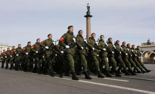 Русија на трето место во светот според трошоците за одбрана