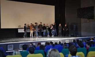 Младите филмски автори се поклонија пред публиката на СФФ