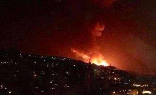 Израелски министер за нападот во Дамаск: Се е во склад со нашата политика против Хезболах