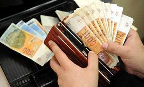 Просечната плата во Македонија е 370 евра