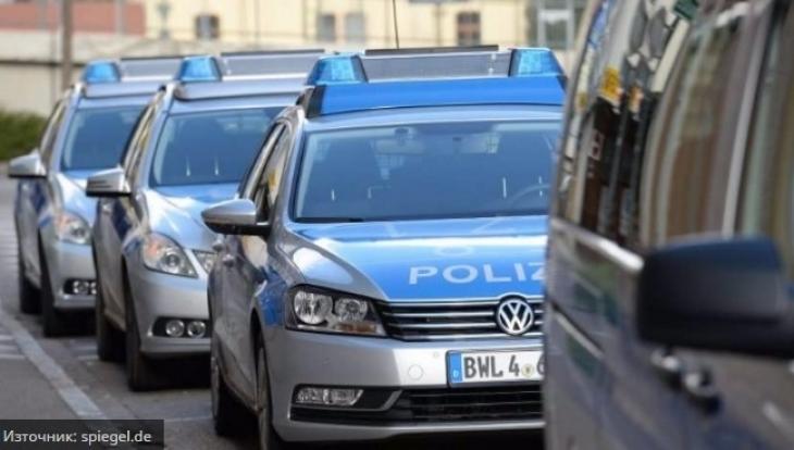 Вонредна вест од Германија  Истрели и заложници во банка