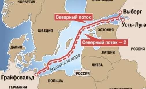"""Пет европски компании ќе го финансираат """"Северен поток-2″"""