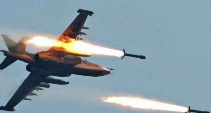 Руски воени авиони погодија база на џихадисти