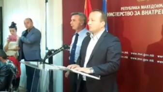 Министерот Нухиу нуди повлекување од функцијата и бара одговорност од Чавков кој се криел од него