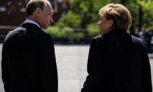 Меркел по две години во Русија, што има да му каже на Путин?