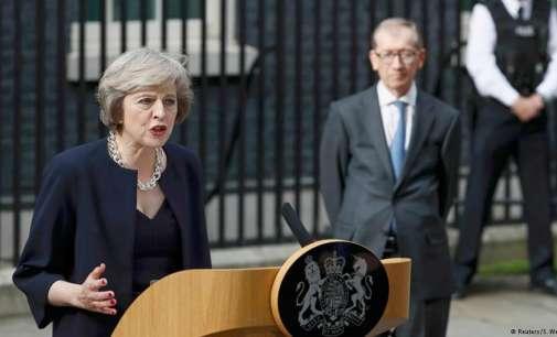 Меј: На 8 јуни предвремени избори во Велика Британија