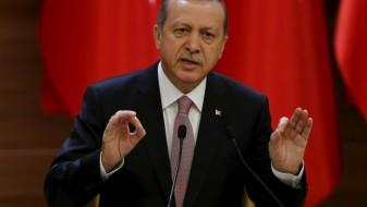 Ердоган: Турската офанзива против сириските Курди ќе продолжи