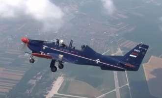 (ВИДЕО) Српски авион се урна во Ирак