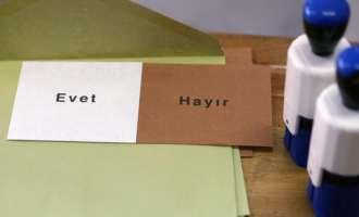 Од обработени 89% од гласачките ливчиња, повеќето гласале за поддршка уставните измени