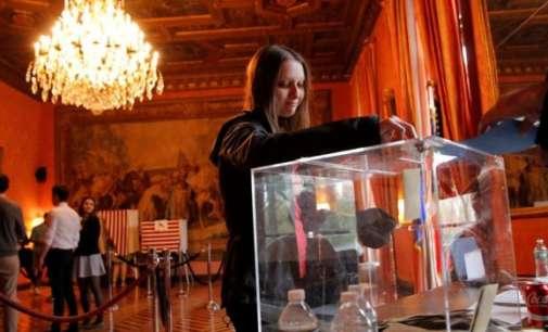 Претседателски избори во Франција