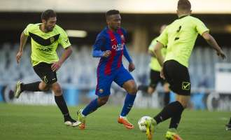 Победата на Барселона Б 0:12 е лажирана, тврди играч на противникот