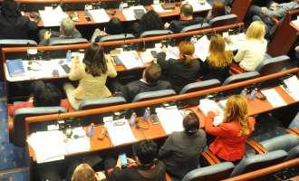 Собрание: Димков за љубов, Иванов за фабрики и субвенции – Исмаиловска за геноцидот и народот