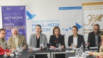 Медиумски организации: Црн ден за македонското новинарство – нокаут на демократијата