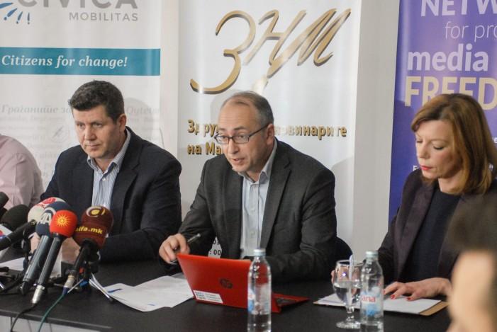 Гутиерез: Македонија по медиумските слободи е на европското дно