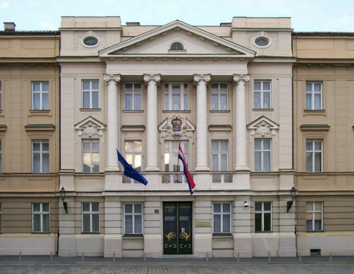 Хрватска воведе парични санкции за пратениците