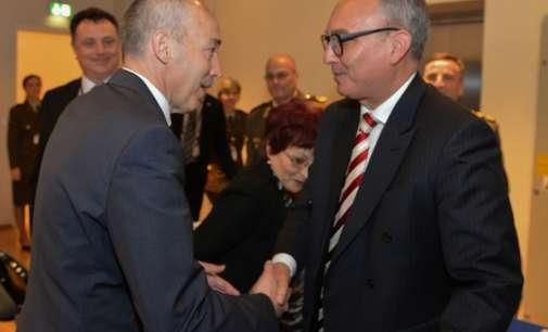 Министерот Јолевски на бројни билатерални средби при посетата на Хрватска