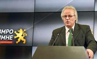 Јовановски: СДС мора да престане да води антимакедонска политика
