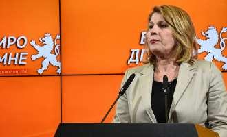 ВМРО-ДПМНЕ: Фросина Ременски ја дефокусира јавноста