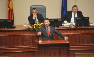Димовски: Бирање претседал надвор од Собрание е државен удар