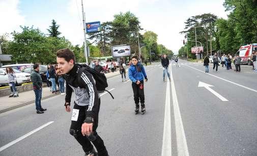 Ролер-трката се одржа по шестипат