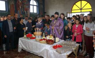 Одбележана Томина недела во прилепско Беровци