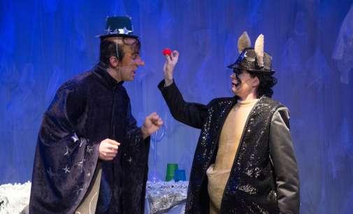 """Премиера на """"Мачорот во чизми """" на сцената на Театарот за деца и младинци"""
