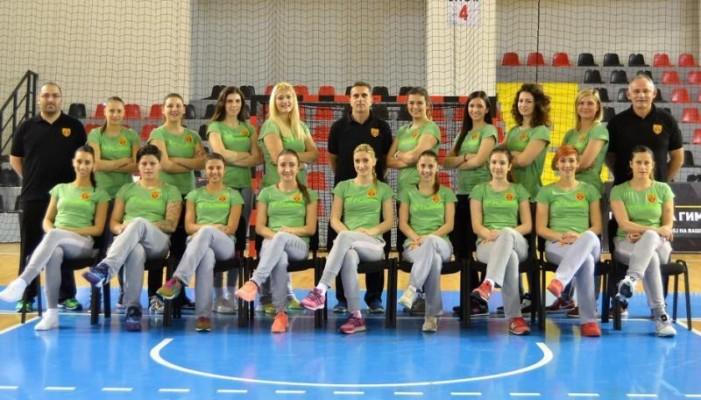 Ракометарките против Србија и Шведска во квалификациите за ЕП
