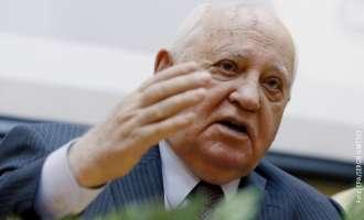 Горбачов: Сите знаци покажуваат дека е блиску Студената војна