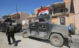 Ослободени две области во западен Мосул, џихадистите контролираат само 7 отсто од ирачката територија