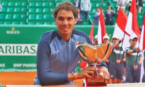 Историски успех на Надал, прв кој освоил двоцифрен број на титули на еден турнир