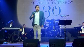 Спектакуларен концерт на Наум Петрески