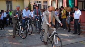 Градот Скопје ќе дели по 4.000 денари за купен велосипед