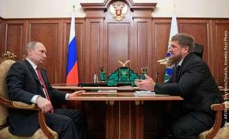 Песков: Путин нема причина да не му верува на Кадиров