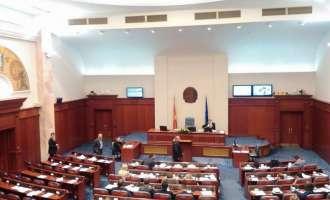 Пратениците од СДСМ продолжија да бараат да се избере Спикер