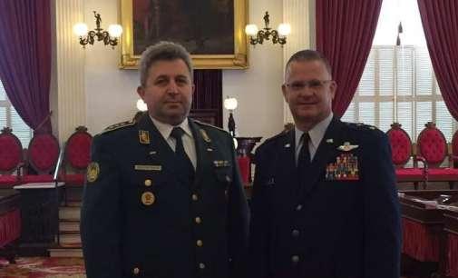 НГШ на АРМ: Потврдено стратегиското партнерство со Вермонт