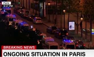 Вонредна вест – Престрелка во Париз – убиени полицаец и напаѓачот