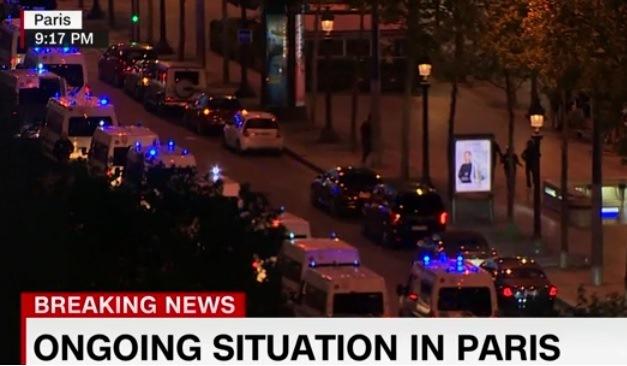 Вонредна вест   Престрелка во Париз   убиени полицаец и напаѓачот