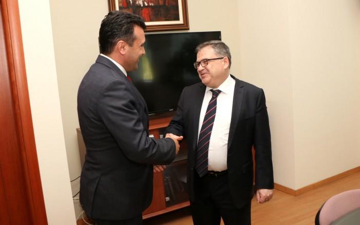 Заев до Груевски: Амнестија нема да има
