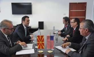 Адеми-Бејли: Македонија останува определена за ЕУ и НАТО, нема друга алтернатива