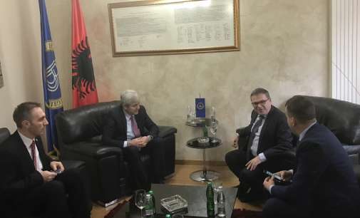 Ахмети: Македонските партии веднаш да се заложат за итно решение, ДУИ ќе продолжи со конструктивните напори