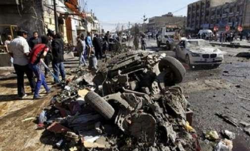 Четворица полицајци загинаа во експлозија на автомобил бомба