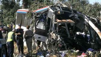 Автобуска несреќа во Индија – 44 загинати