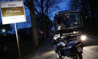 Три експлозии кај автобусот на Борусија, нападот бил планиран