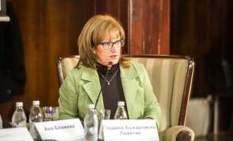 Бужаровска: Правната сигурност не смее да се стави во теснопартиски или персонален интерес
