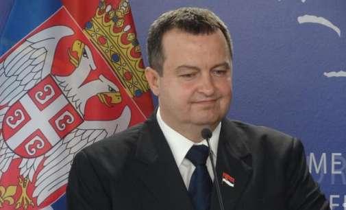 Дачиќ: Албанците треба добро да ги одмерат своите зборови