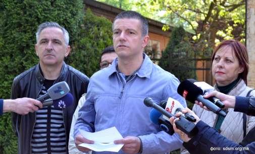 """Манчевски: Трајановски веднаш да преземе мерки против директорот на ЈП """"Водовод и канализација"""""""