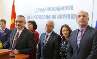 Антикорупциска доби старо-нов претседател