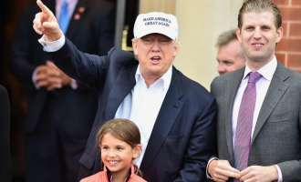 Ерик Трамп: Путин нема да го малтретира татко ми